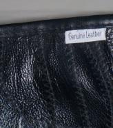 Leather Garment Bag