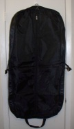 Leather Garment Bag