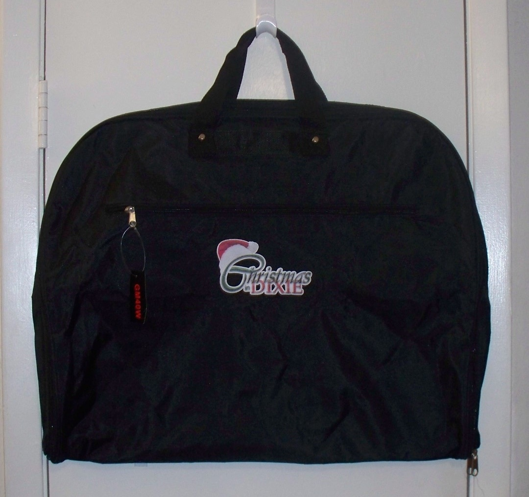 Dance Swag For Sale Christmas In Dixie Garment Bag