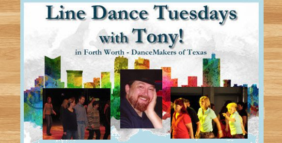 Line Dance Tue with Tony 04