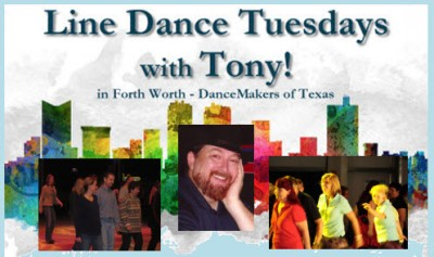 Line Dance Tuesdays with Tony in Fort Worth 4