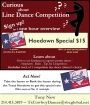 "Texas Hoedown Special – ""Intro to Competition Line Dance"""