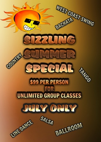 DanceMakers of Texas Summer Sizzling Special Offer