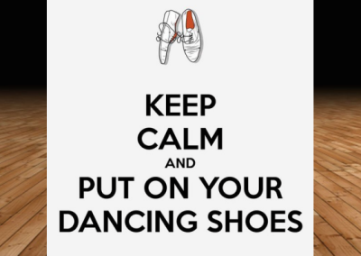 wood-floor-background-sized for Facebook- dancing shoes keep calm